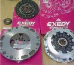 SUBARU TURBO 5 SPEED EXEDY RACING CLUTCH & LIGHTENED & BALANCED FLYWHEEL